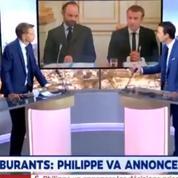 Peltier : «Je ne peux pas saluer un gouvernement aux abois.»
