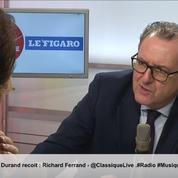 Richard Ferrand à propos des «Gilets Jaunes»: «Je vois pas de projet, je vois de la haine, du rejet»