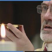 Les images de la messe de minuit à Bethléem