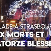 Fusillade à Strasbourg : trois personnes ont été tuées et treize blessées