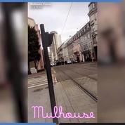 Mulhouse : un policier blessé en marge d'une manifestation lycéenne