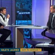 Christophe Cornevin : « On est au maximum de la mobilisation des forces de l'ordre. »