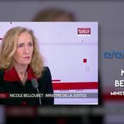 Nicole Belloubet: «Nous pouvons être à la hauteur des événements sans pour autant déclencher l'état d'urgence»