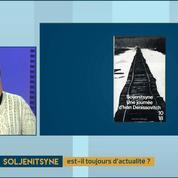Paul-François Paoli : « Soljenitsyne était un révolutionnaire romantique qui avait cru au communisme. »