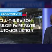 Péages : Vinci a-t-il raison de vouloir faire payer les automobilistes ?