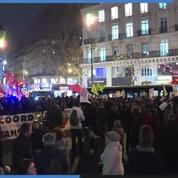 Une marche organisée à Paris pour la Journée internationale des migrants
