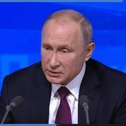 Pour Poutine, le retrait des troupes américaines en Syrie est «juste»