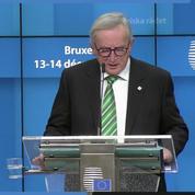 Brexit: Juncker s'agace des nouvelles demandes de Londres et prépare la possibilité d'un « no deal »