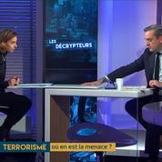 Paule Gonzalès : « 400 islamistes vont sortir de prison d'ici 2022. »