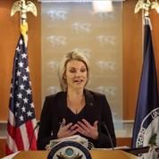 Qui est Heather Nauert, nouvelle ambassadrice des États-Unis à l'ONU ?