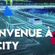 K-City, la ville coréenne construite pour tester des voitures autonomes