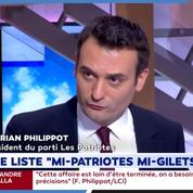 Florian Philippot veut mener une liste « mi-Patriotes mi-gilets jaunes »