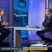 François Grosdidier : « L'Elysée a permis à Benalla de ne pas tout dire au Sénat »