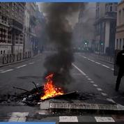 «Gilets jaunes» : heurts entre policiers et manifestants à Rouen