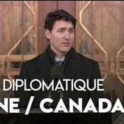 La condamnation à mort d'un Canadien en Chine déclenche une crise diplomatique