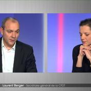 Laurent Berger «Ceux qui vont faire les frais de ce débat, ce sont ceux qui n'ont pas d'idées»