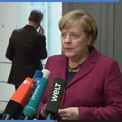 Brexit : «Nous avons encore le temps de négocier» selon Angela Merkel