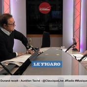 Affaire Benalla : «Que la justice fasse son travail et qu'on en termine avec cette affaire», souhaite Aurélien Taché