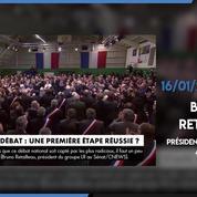 Macron a « fait le show » devant les maires affirme Christian Jacob