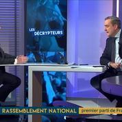 Jérôme Sainte-Marie : «Le RN est remonté dans les sondages après l'été 2018»