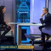 Cécile Crouzel : « On ignore le coût économique de l'organisation du grand débat national. »