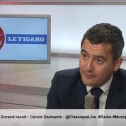 ISF : «On ne va pas refaire le match de la présidentielle» explique Gérald Darmanin