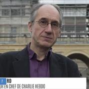 Gérard Biard, rédacteur en chef de Charlie Hebdo : «Il est de plus en plus compliqué de rire»