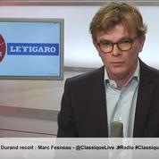 Marc Fesneau est l'invité de la matinale Radio Classique – Le Figaro