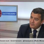 «L'ISF est un impôt idiot» selon Gérald Darmanin