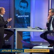 Christophe de Voogd : « En com', Benalla se débrouille comme un chef ! »