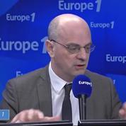 Jean-Michel Blanquer : «Lutter contre l'homophobie, c'est lutter pour les valeurs de la République»