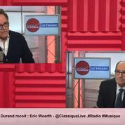 Élections européennes : la tête de liste LR sera désignée en janvier selon Éric Woerth