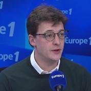 Sacha Houlié réagit au départ de Sylvain Fort : «Je ne suis pas de ceux qui abandonnent (mais de) ceux qui accélèrent»