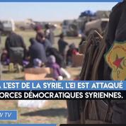 Syrie : des civils quittent la zone de combat contre le dernier bastion de l'EI