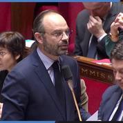 «Gilets jaunes»: Edouard Philippe annonce près de 1800 condamnations prononcées par la justice