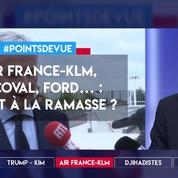 Air France-KLM, Ascoval, Ford... : l'État à la ramasse ?