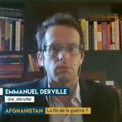 Un retour des talibans au pouvoir? L'analyse d'Emmanuel Derville