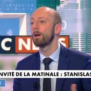 S. Guérini - Loi anti-casseurs : «Il n'y a pas de police de la pensée»