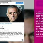 Non Stop People - José Mourinho condamné pour fraude fiscale : pourquoi il n'ira pas en prison