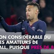 Non Stop People - Neymar flingué dans un sondage, le PSG vole à son secours