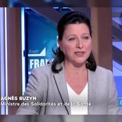 Accusée de «jouer un double jeu», Marine Le Pen veut porter plainte contre la ministre de la Santé
