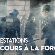 Législation, armes et missions : le recours à la force en manifestation
