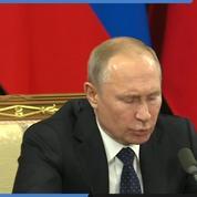 Poutine : le retrait américain de Syrie est «un pas positif»