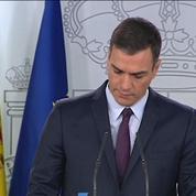 Espagne : Pedro Sanchez convoque de nouvelles élections législatives