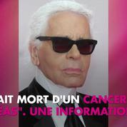 Non Stop People - Karl Lagerfeld : les causes de sa mort révélées