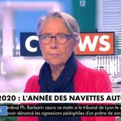 Elisabeth Borne veut «autoriser des services de navettes autonomes» dès 2020