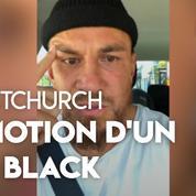 Christchurch : l'émotion d'un All Black