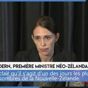 Nouvelle-Zélande: «C'est l'un des jours les plus sombres», déplore la première ministre
