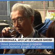 Carlos Ghosn : «Malgré toutes les restrictions», son équipe d'avocats prépare sa défense