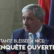 Manifestante blessée à Nice : une enquête ouverte